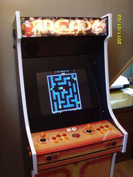 R aliser sa borne d arcade epilogue cr er sa borne d - Borne d arcade maison ...